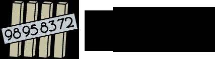 Morild tømrer og maskinsnedkeri logo